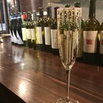 ビストロ クプレ - スパークリングワイン
