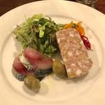 ビストロ クプレ - 冷前菜