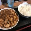 四川屋台 - 料理写真:麻婆豆腐
