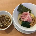 77074330 - 淡麗つけ麺(850円) 2017.11