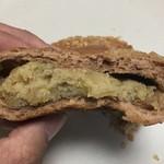 ブーランジュリートーキョウ - マロンクリームパン