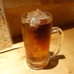 魚屋ひでぞう - ☆烏龍茶!(^^)!☆