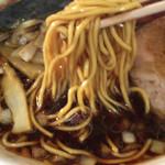 77078127 - 味が染み込んだ麺