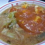 蒙古タンメン中本 - 料理写真:蒙古タンメン800円