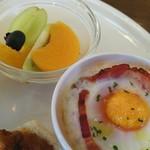 ジクー - 濃厚な卵