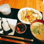 田丸屋 - 粕汁セット