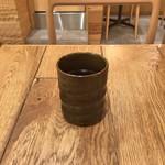 両国橋茶房 - ほうじ茶