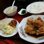 Kourien - 油淋鶏定食