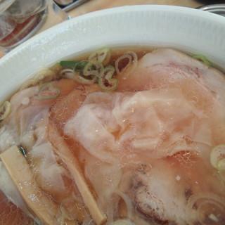 大勝軒 - 料理写真:ワンタン