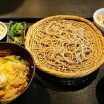 77082784 - 蕎麦の実膳¥1,186
