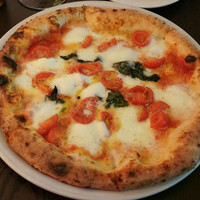 Trattoria&Pizzeria LOGIC-究極のマルゲリータ D.O.C
