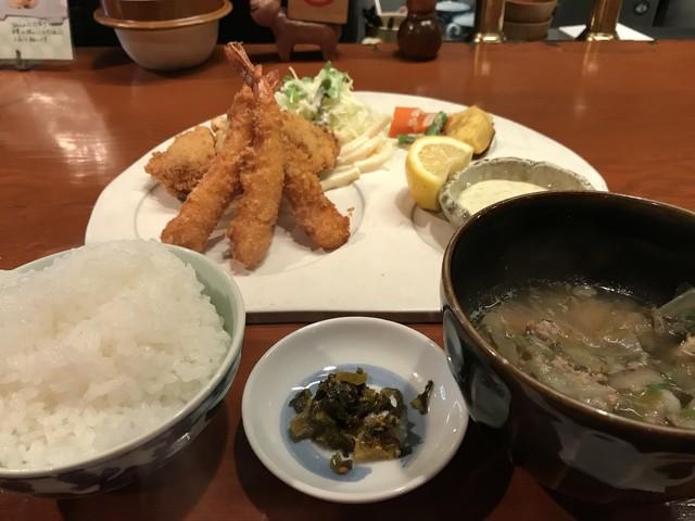 一膳飯屋 りぃぼん - 北山/定食...