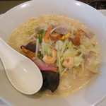 リンガーハット - 長崎ちゃんぽん 麺2倍