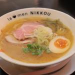77084023 - 鶏白湯(醤油)¥750