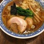 さぶろう - ワンタン麺