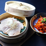 焼肉居酒家 韓の台所 - 《季節のおすすめ》韓のオリジナルポッサム