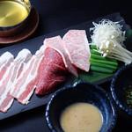 焼肉居酒家 韓の台所 - 《季節のおすすめ》味わいしゃぶしゃぶ