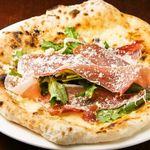 Pizzeria&Bar 次男房 - 料理写真:プロシュート・クルード・エ・ルッコラ