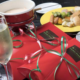 クリスマスディナー&ホームパーティセットの予約がスタート!