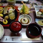 すき焼 小川亭 - お昼の特別メニュー2,500円
