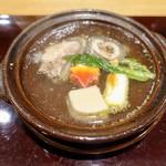 祇園 にし - すっぽんが美味!