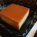 ぷりんの店 杓文字 - 四角い