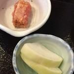 めろう屋 DEN - 小鉢2皿