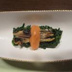 満天の宿 - 秋刀魚料理