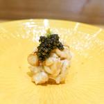 祇園 にし - 白子と酢飯