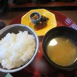 満天の宿 - 朝食