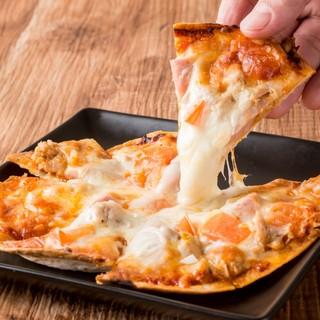 チーズにこだわった創作料理
