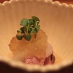 Shunai Sasaki - ミスジ、グランマッシュルーム、かぶら、ジュレ