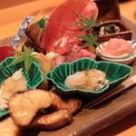 Shunai Sasaki - 八寸