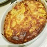 フィンランドキッチン タロ - マカロニキャセロール