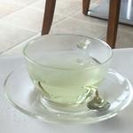 イビスキュス - ミントとレモングラスのハーブティー