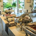 百味飲食 カフーシ リュウキュウ - 20種類以上の料理が並ぶランチバイキング