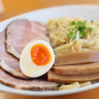 俺のラーメン あっぱれ屋 - 料理写真:スーパーつけ麺(中)