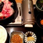 仁屋 - 五寸鍋 国産牛