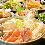小樽食堂 - 忘年会、新年会のコース