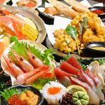 小樽食堂 - 居酒屋の宴会コース