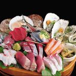 小樽食堂 - 忘年会で盛り上がるメニュー 刺身盛り合わせ