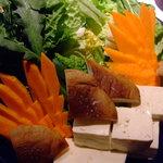領山 - 野菜等