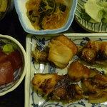 和田家 - 銀むつ照り焼き定食 税込850円 2枚目