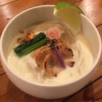 Noodle Stand Tokyo - ヴィーガンCOCONUT味噌ラーメン新発売!動物性の食材を一切使用しないヴィーガンメニューです。