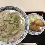 四季よし - チャンポンセット
