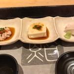 77103670 - たちポン・白子豆腐・白子蒲鉾