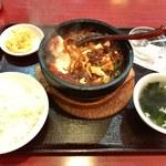純中国伝統料理四川料理 芊品香 - 元祖火焔山香草麻婆豆腐