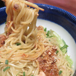 福天 - モチモチ食感の麺が美味しい!