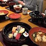 おらんく家 - にぎり寿司と赤だしと茶碗蒸しでワンコイン