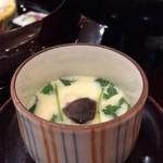 おらんく家 - ワンコイン定食の茶碗蒸し